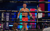 Liam Williams KOs Andrew Robinson in one round Results report highlights who won