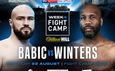 Explosive heavyweight Alen Babic added to Dillian Whyte vs Alexander Povetkin card croatia
