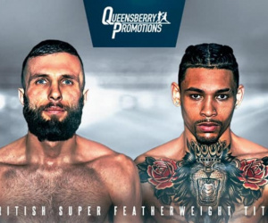 Anthony Cacace vs Lyon Woodstock Jr fight preview British super featherweight title fight