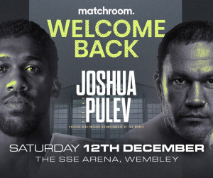 Anthony Joshua vs Kubrat Pulev matchroom boxing 1,000 fans will be in attendance at The SSE Arena when do tickets go on sale hotline contact number how to buy price fight wembley