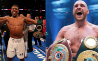 Eddie Hearn wants to finalise Anthony Joshua and Tyson Fury unification fight now, ready for December