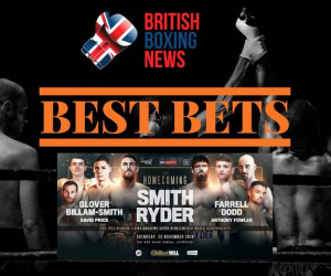 Callum Smith vs John Ryder betting odds preview
