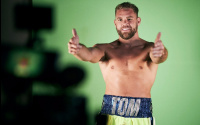 Billy Joe Saunders is not overlooking Martin Murray predictions preview st helens hatfield trainer mark tibbs jimmy canelo callum smith andrade who wins what time start when is it on channel number