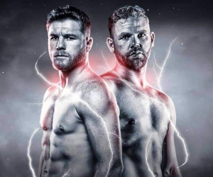 Billy Joe Saunders set to defend WBO super-middleweight title to Saul 'Canelo' Alvarez in Las Vegas on May 2 is it confirmed yet