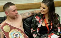 Carl Frampton reveals his biggest career achievement in retirement letter boxrec wiki belfast amateur career tiger bay Christine Midland/White City ABC jamie moore nigel travis