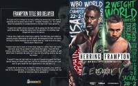 Carl Frampton vs Jamel Herring cancelled but the show must go on anthony cacace lyon woodstock jr british title headlining fight headlier hand injury hotel lobby jamie moore