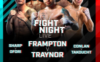 Carl Frampton will face Darren Traynor in his next fight