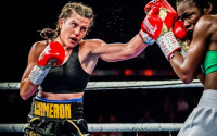 Chantelle Cameron ready for either Katie Taylor or Jessica McCaskill