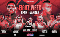 Conor Benn vs Samuel Vargas fight details - what when time date TV channel undercard schedule venue betting odds predictions ring walks and live stream info oddschecker boxrec