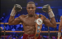 Dan Azeez promises to knock out 'clown' Andre Sterling in English light-heavyweight title clash