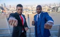 Meet the shared sparring partner helping both Daniel Dubois and Joe Joyce prepare Solomon Dacres who is he amateur career pro record heavyweights fight time date tv channel undercard