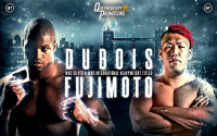 Daniel Dubois vs Kyotaro Fujimoto fight time, date, TV channel, undercard, schedule, venue, betting odds and live stream details