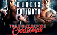 Daniel Dubois vs Kyotaro Fujimoto live results reports who won Liam Williams vs Alantez Fox