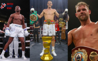 Daniel Jacobs looking to fight Callum Smith and Billy Joe Saunders