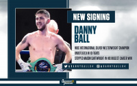 Queensberry Promotions sign Danny Ball