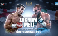 Day Dignum vs Alfredo Meli fight time, date, TV channel, undercard, schedule, venue, betting odds and live stream details