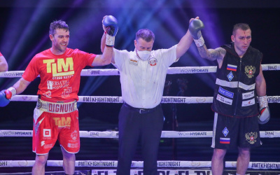 Danny Dignum retains WBO European title after draw with Andrey Sirotkin dan azeez reoprt ricky summers jack bateson joe ham lewie edmondson luke blackledge carl fail paul ryan who won