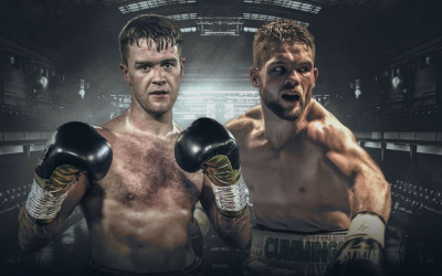 Danny Dignum vs Conrad Cummings WBO European middleweight title