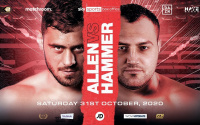 Usyk vs Chisora undercard dave allen christian hammer heavyweight who wins predictions preview fight date time tv schedule ringwalks boxrec pro career analysis highlights tale of the tape