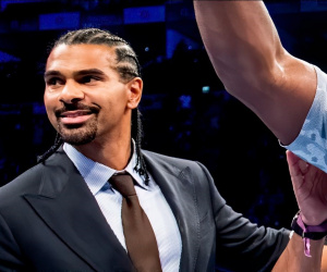 David Haye picks his top 10 heavyweights of all-time