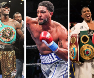 Deontay Wilder To Face Dominic Breazeale But Anthony Joshua