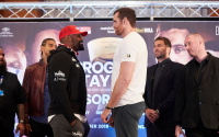 Derek Chisora vs David Price