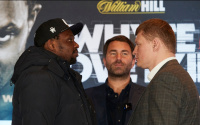 Dillian Whyte vs Alexander Povetkin fight time, date, TV channel, undercard, schedule, venue, betting odds and live stream details