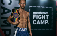 Felix Cash declares he wants the British middleweight title after he's 'dealt with' Jason Welborn champion liam williams commonwealth