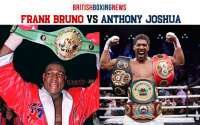 Mythical Matchups: Frank Bruno vs Anthony Joshua - Who would win?