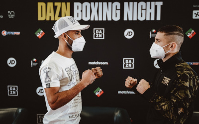Gamal Yafai vs Luca Rigoldi European super-bantamweight title results who won watch highlights live stream links info anyone got a report full fight kal