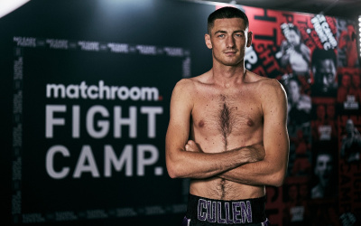 Jack Cullen knows he has to beat Zak Chelli to get to British and European title fights ringwalk 7:15 7pm what time start