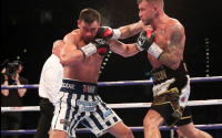 Jason Welborn aims to make a statement against Felix Cash
