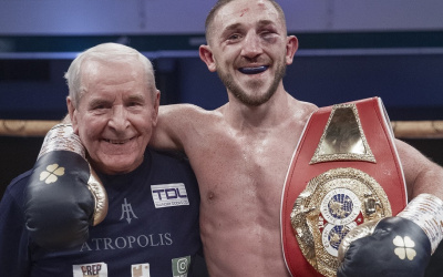 Jazza Dickens reveals he consoled Ryan Walsh on the phone after their last fight was called off time date tv channel undercard who wins and why tale of the tape analysis world title shot next