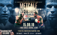 JJ Metcalf vs Jason Welborn