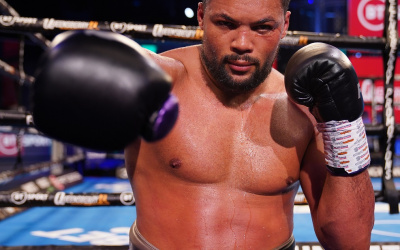 Joe Joyce's old university professor compares his skills as a painter and boxer daniel dubois british title who wins november 28 church house venue where when how to watch live stream links