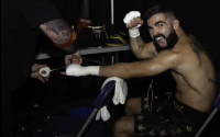 Jono Carroll will return to the ring next month as he goes up against Andy Vences for the vacant WBC International super-featherweight title next fight triller