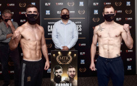 Jono Carroll vs Maxi Hughes official weights and running order