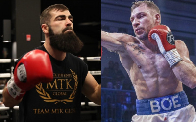Jono Carroll vs Maxi Hughes  fight time, date, TV channel, undercard, schedule, venue, betting odds, ring walks and live stream details