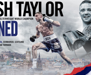 Unified World Champion Josh Taylor signs promotional pact with Top Rank