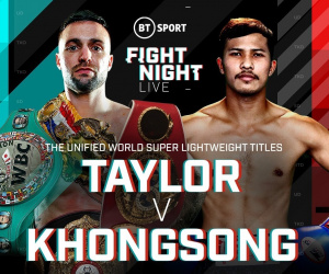 Josh Taylor vs Apinun Khongsong fight preview and prediction highlights who wins why how betting odds oddschecker best bets apps favourite