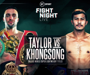 Predictions for Josh Taylor vs Apinun Khongsong betting odds oddschecker who wins and why analysis best bets tips