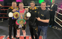 Katelynn Phelan conquers inn Germany kildare wbc youth Jessica Schadko WIBA World and WBF European Junior report result full highlights full watch youtube