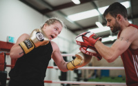 Katelynn Phelan flies flag for Irish boxing this weekend Jessica Schadko http://live.bgb-movie.de/ germany what time start WBC Youth title female live stream links details