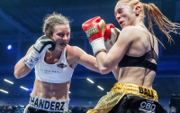 Confident Katharina Thanderz has a specific game plan after studying Terri Harper for a long time next fight wbc ibo female ringwalks what time start betting odds oddschecker preview predictions