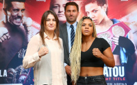 Katie Taylor vs Christina Linardatou fight time, date, TV channel, undercard, schedule, venue, betting odds and live stream details
