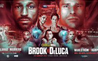 Kell Brook vs Mark DeLuca fight time, date, TV channel, undercard, schedule, venue, betting odds and live stream details