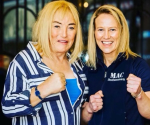 Kellie Maloney hails UK women's scene but calls BBBofC a disgrace for not sanctioning women to fight for a British Title cathy mcaleer frank