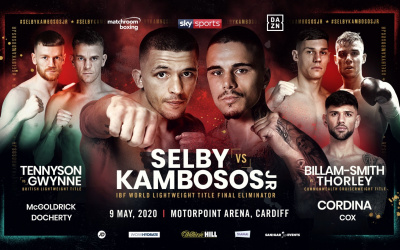 Lee Selby vs George Kambosos Jr fight in doubt