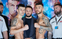 Leigh Wood vs Ryan Doyle weights and running order