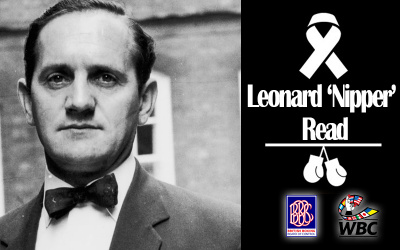 A tribute to Leonard 'Nipper' Read